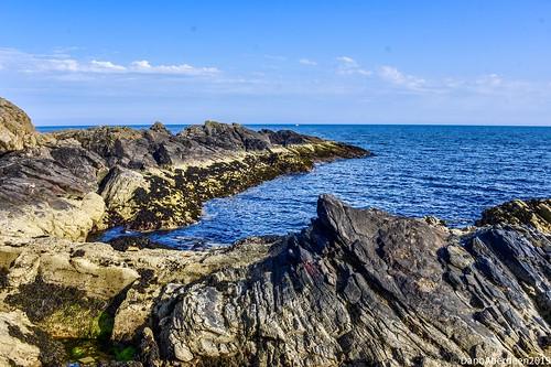 Cove Bay - Aberdeen Scotland - 27th August 2019