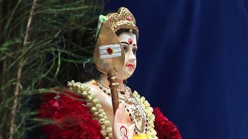 Malaysia - Kuala Lumpur - Batu Caves - Thaipusam Festival - Lord Murugan - 42