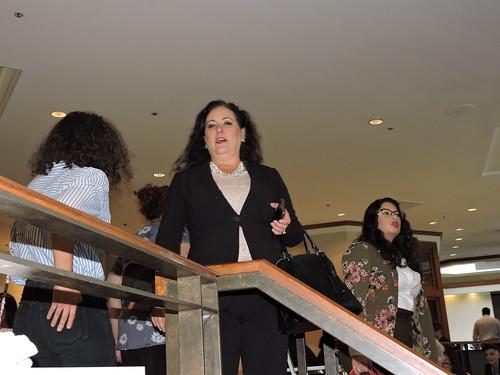 Assemblymember Lorena Gonzalez Fletcher; CADEM E-Board Meeting, San Jose