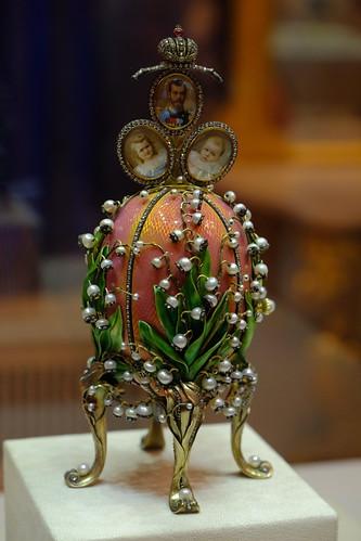 XE3F8679 - Huevo de Fabergé - Fabergé egg - Яйца Фаберже́