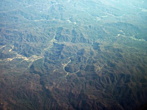 Pisgah National Forest (area of Globe, North Carolina, USA)