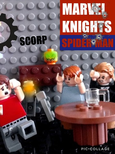 Marvel Knights: Spider-Man, Issue Twenty Three