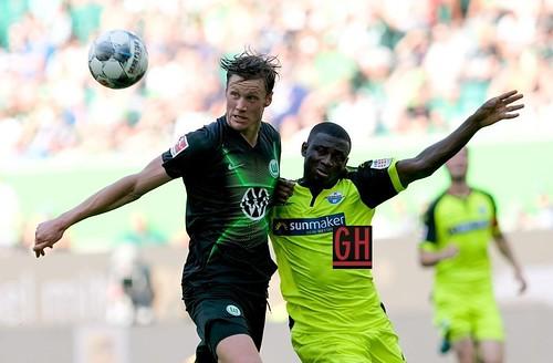 VfL Wolfsburg 1-1 SC Paderborn