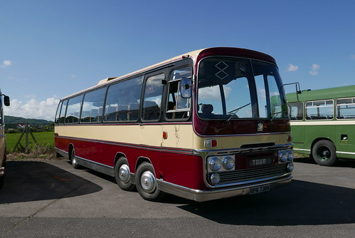 RPR738K Rendall , Cosy Coaches , Parkstone