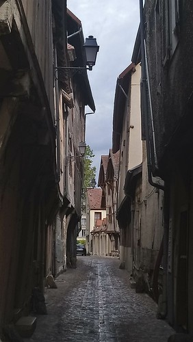 Troyes, a Medieval Byway