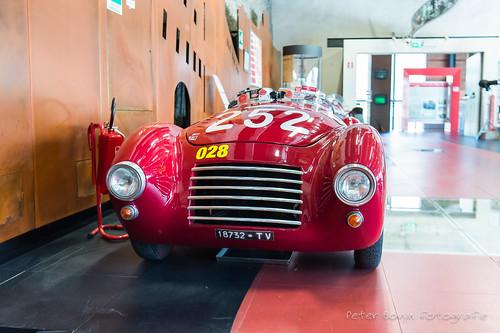 Zanussi Fiat Fontebasso Sport - 1948