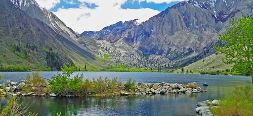 Convict Lake, Sierra Nevada, CA 2015