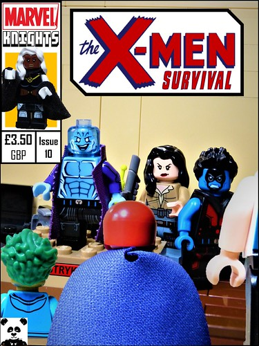 MKSG The X-Men: Survival - Issue #10
