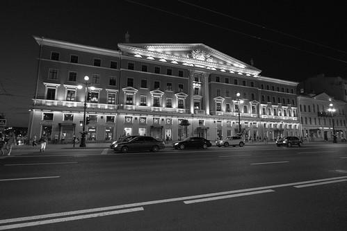 XE3F8379 - Avenida Nevski (San Petersburgo) - Nevsky Prospect (Saint Petersburg)- Невский проспект (Санкт-Петербург)