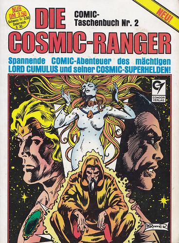 Die Cosmic-Ranger #2