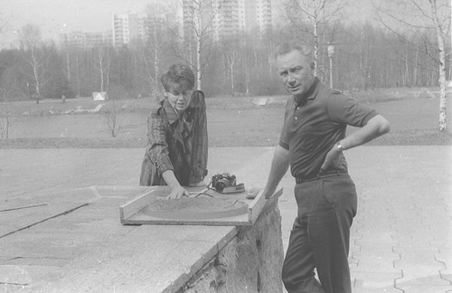 Космонавт Зигмунд Иен. Фото Иван Миско. Cosmonaut Sigmund Jähn. Photo by Ivan Misko.  (2)