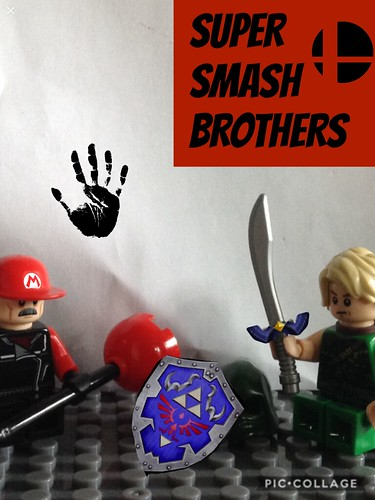 Super Smash Bros S.1 E.1