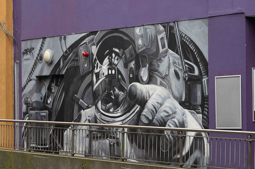 STREET ART BY SHANE SUTTON [WATERFORD WALLS - FITZWILTON HOTEL]-155378