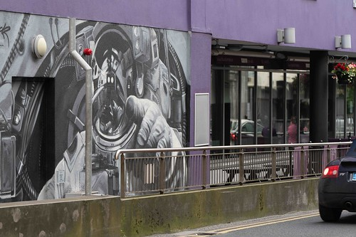 STREET ART BY SHANE SUTTON [WATERFORD WALLS - FITZWILTON HOTEL]-155379