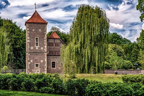 Handsome Burg Hülshoff-1