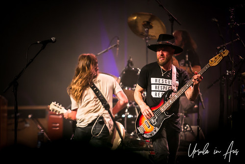 Lukas Nelson and POTR 6003