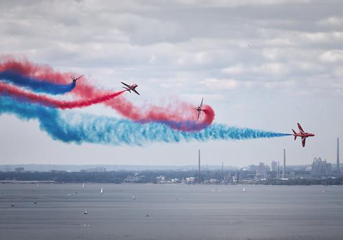 RAF Red Arrows IV