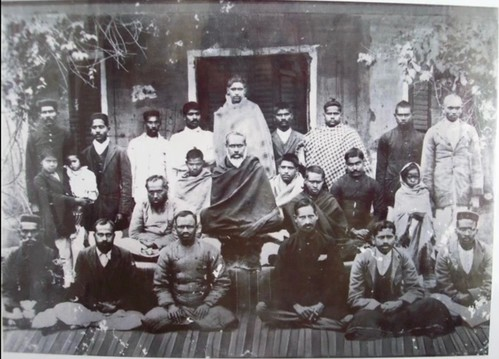 Early Pic of Great Sufi Ram Chandra of Fategargh