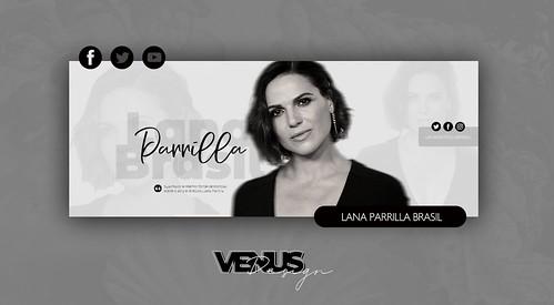 Lana Parrilla Brasil