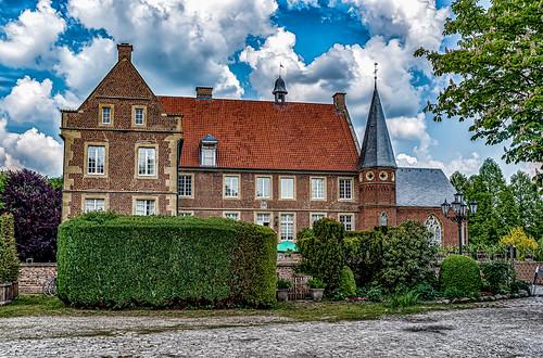 Handsome Burg Hülshoff-6