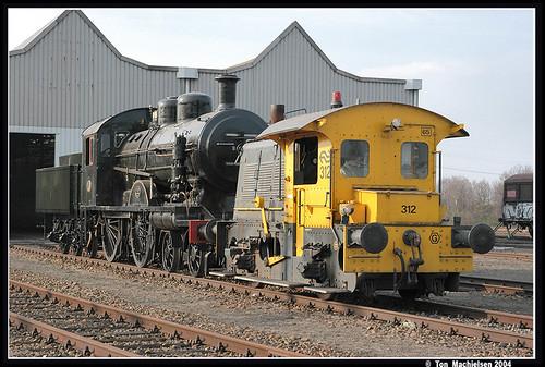 Locomotor 312+  SPM 2104