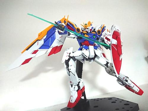 Gundam Wing Zero EW Real Grade