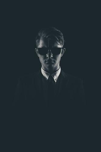 249/365 - Man In Black