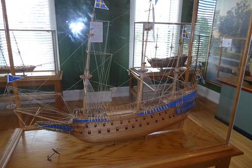 Wasa ship