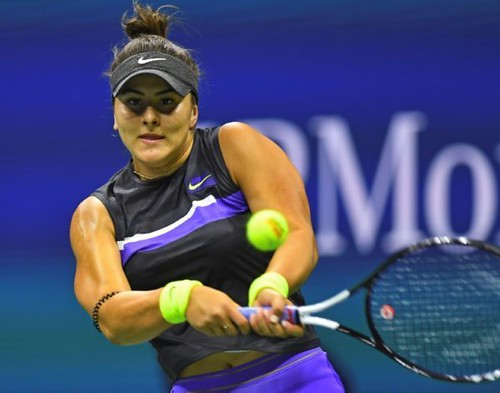 Andreescu beats off Williams' comeback to win U.S. Open
