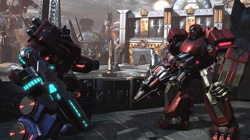 Meeting With Warpath