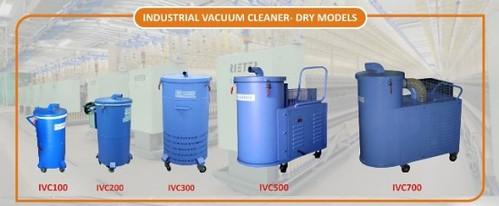 Cleantek India - Industrial Vacuum Cleaner