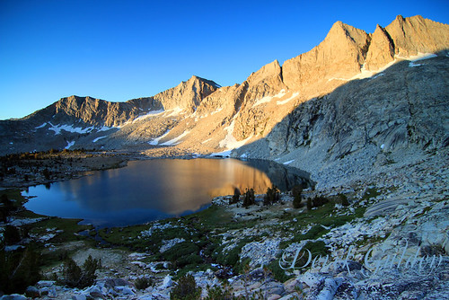Merriam Lake Sunrise