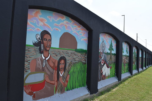 The Mural Mile on Tchoupitoulas