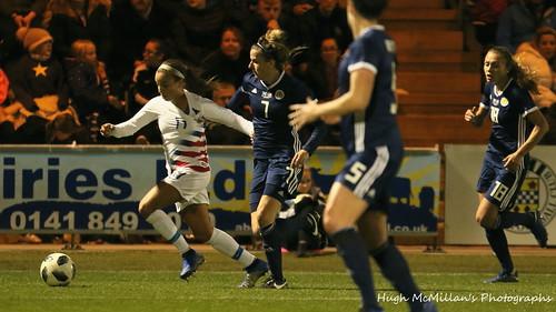 Scotland 0 - 1 U.S.A.