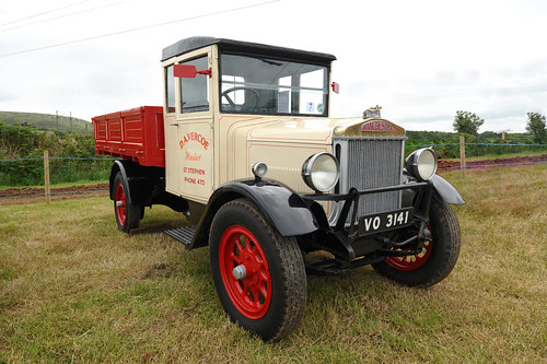MANCHESTER B1 1929 WOODEN DROPSIDE 30/35 CWT