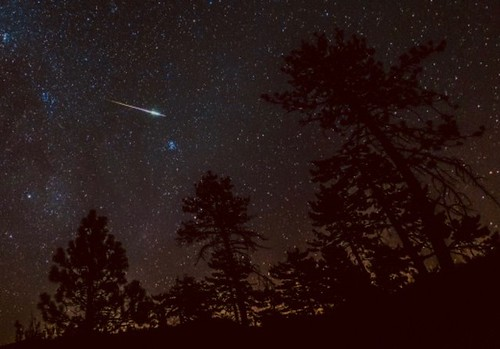 NVHS C.A.P Meteor Shower 2019