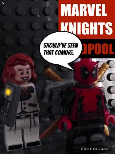 Marvel Knights: Deadpool, Issue Ten