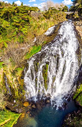 Owharoa Falls Aerial-12