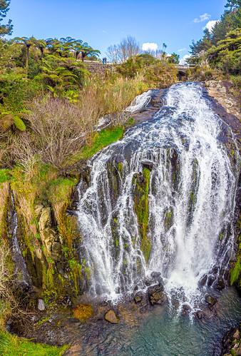 Owharoa Falls Aerial-15