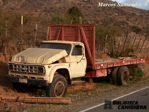 Chevrolet C 60 / Particular