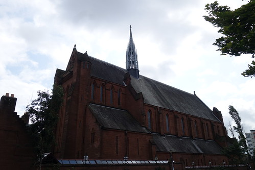 Former Barony Church and Church Hall, Glasgow