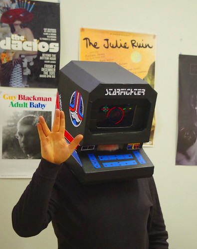 2019 3RRR FM RADIOTHON - THE LAST STARFIGHTER - ZOMBIE BOXHEAD WARRIOR - LIVE LONG, PROSPER AND PLACE ANOTHER COIN IN THE SLOT TO CONTINUE