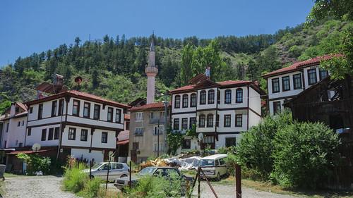 MUDURNU.  Historic Guild Town of Mudurnu.   Bolu  Turkey