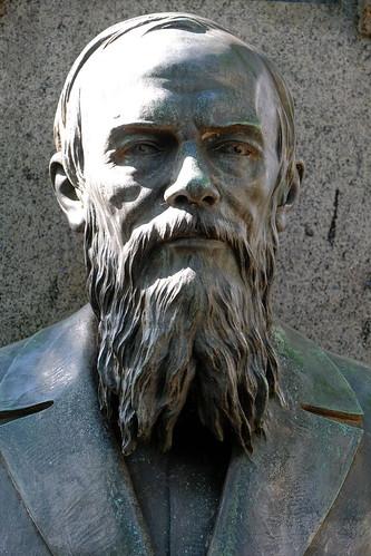 XE3F8746 - Fyodor Dostoevsky (Фёдор Достоевский), Tikhvin Cemetery (Saint Petersburg)