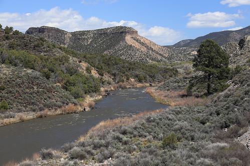 New Mexico - Rio Grande Gorge