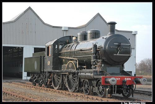 2104 (SPM) Spoorweg Museum