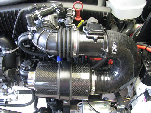 MAF and Air Filter