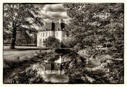 Hünxe - Schloss Gartrop 06