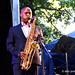 J. D. Allen, Carl Allens Art Blakey Tribute, Charlie Parkier Jazz Festival, Tompkins Square Park