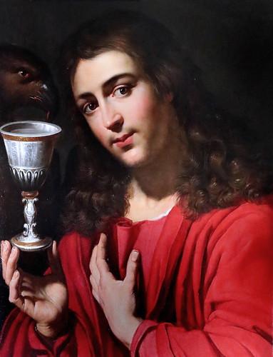 IMG_0061FK Artus Wolfaert 1581-1641 Anvers  Saint Jean  Besançon Musée des Beaux Arts